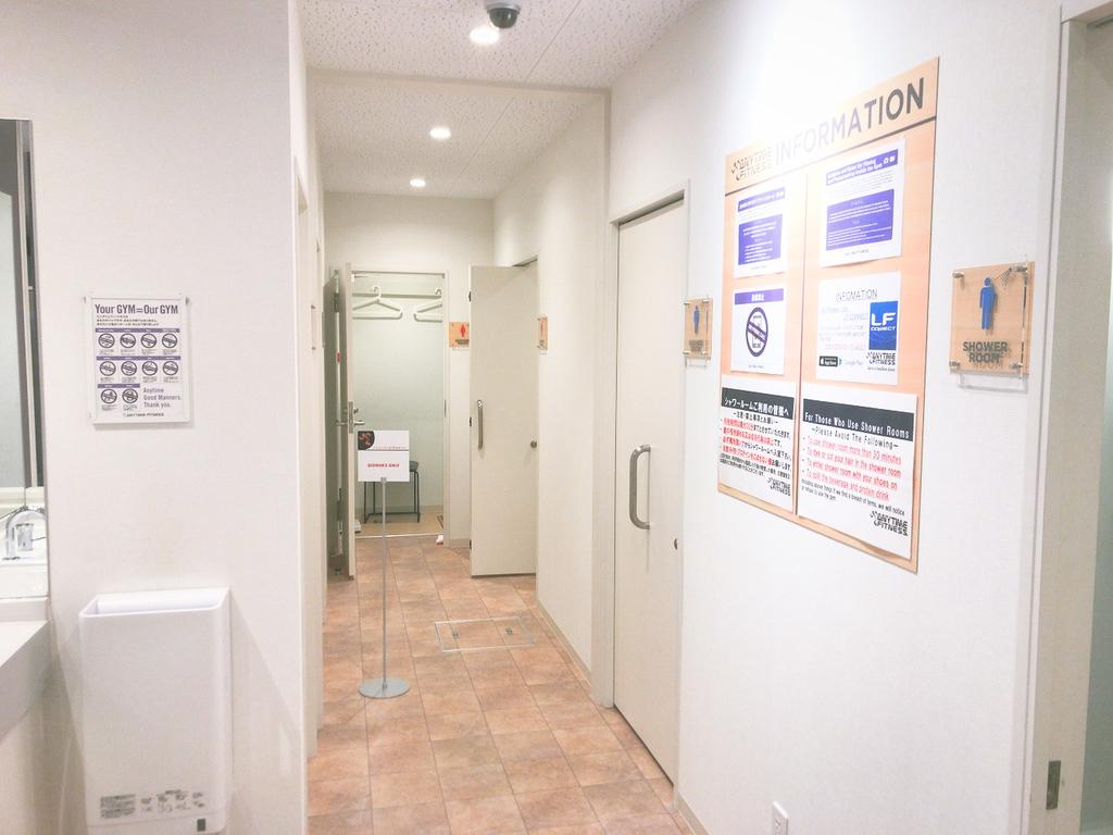 ANYTIMEFITNESSエニタイムフィットネス広尾店