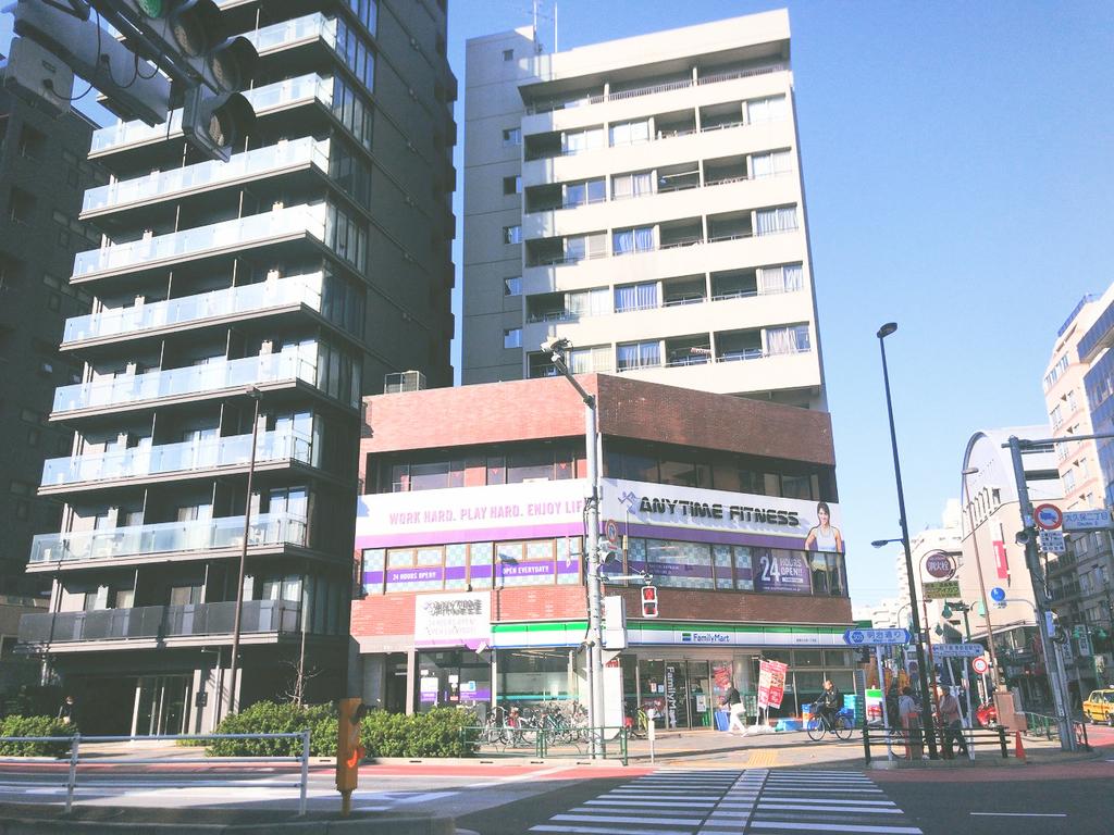 ANYTIMEFITNESSエニタイムフィットネス東新宿店