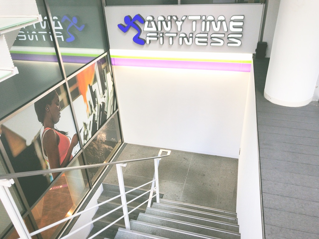 ANYTIMEFITNESSエニタイムフィットネス恵比寿店