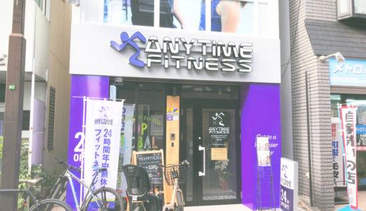【口コミレポ】エニタイムフィットネス大岡山店に行ってみた!