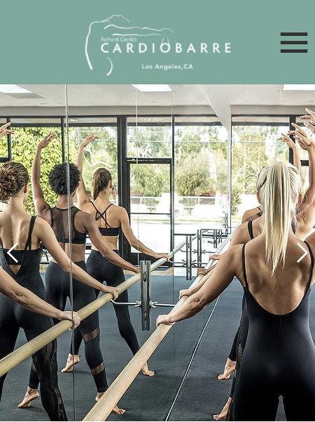バレエフィットネス体験談カーディオバーアラサー女子体験レッスン口コミレポ