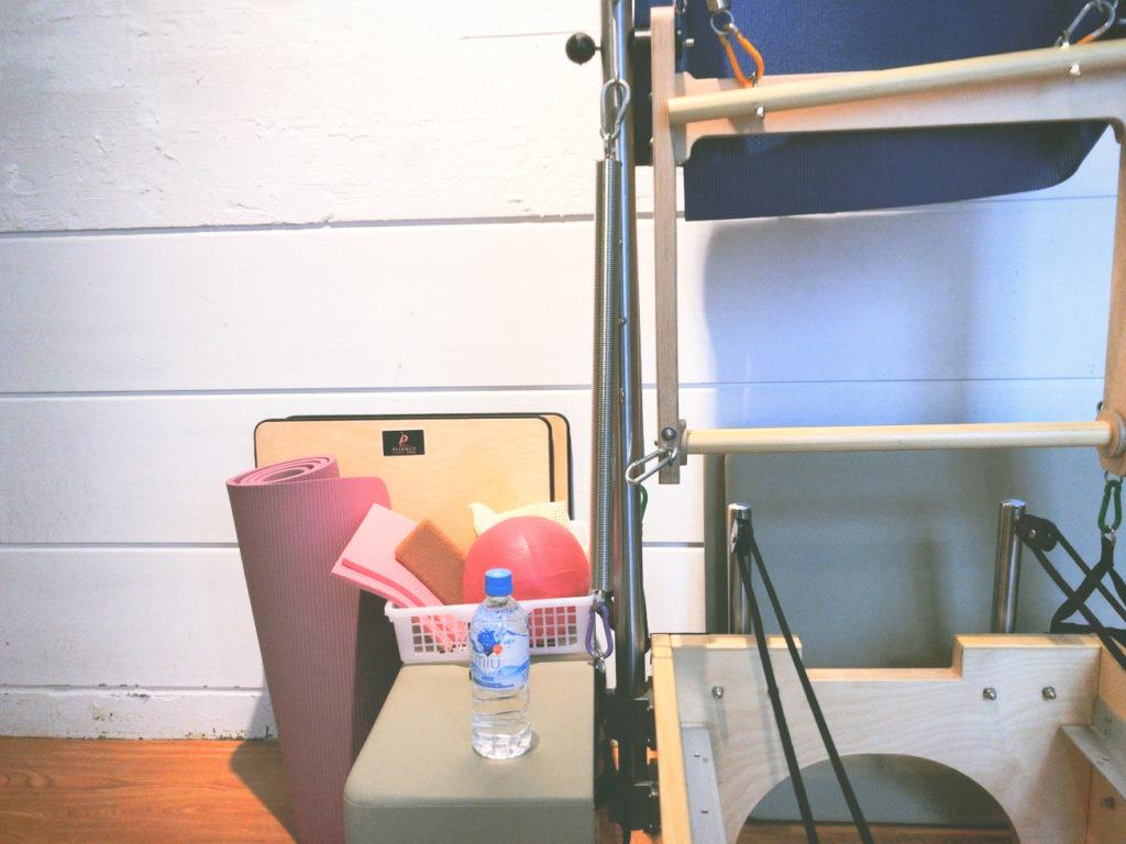 マシンピラティス体験談自由が丘ピラティススタジオアラサー女子体験レッスン口コミレポ