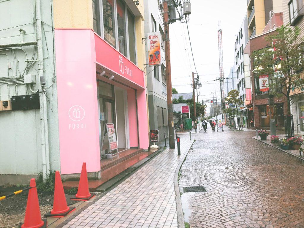 FURDI(ファディー)武蔵小杉医大通り店サーキットトレーニング体験談初回体験口コミ