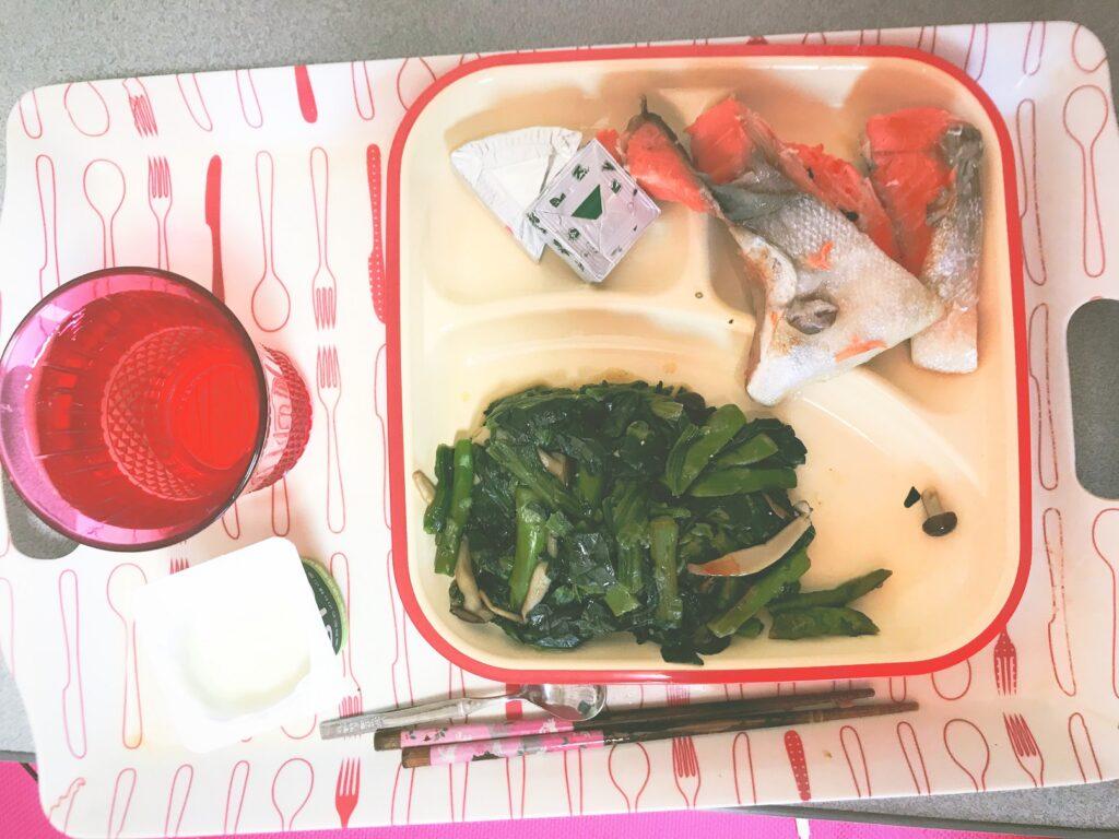 低糖質ボディメイク期ライザップウーマン生活中食事記録